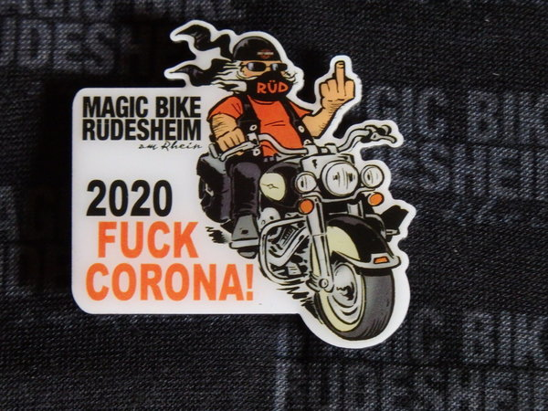 MBR Friendship Pin